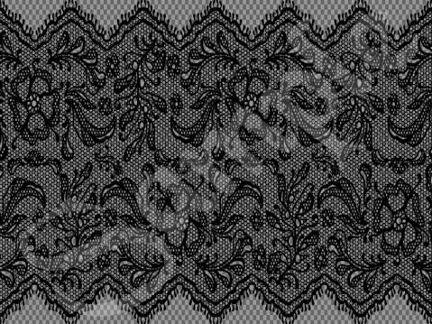 Lace 7.1 black s